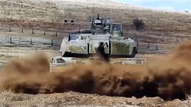 Nhật khiến siêu tăng Altay Thổ chưa thể trực chiến