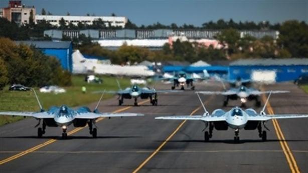 Không quân Nga nhận 80 tiêm kích Su-57 trong 3 năm