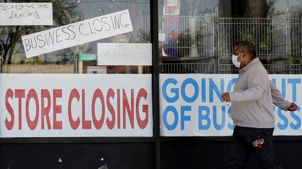 Covid-19 đập tan hy vọng phục hồi nhanh của doanh nghiệp Mỹ