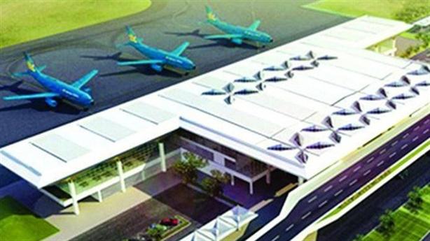 Đề xuất xuất làm Cảng hàng không Quảng Trị 8.014 tỷ