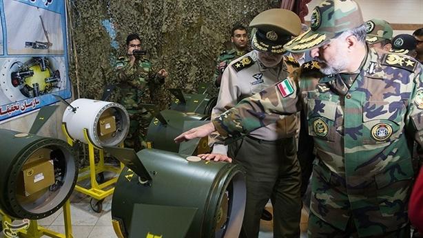 Iran công bố thiết bị giúp tên lửa bắn đâu trúng đó