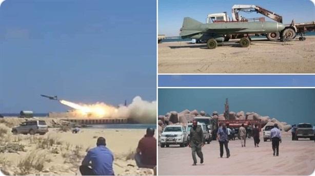 Quân đội Quốc gia Libya dùng tên lửa P-15 Termit giữ Sirte