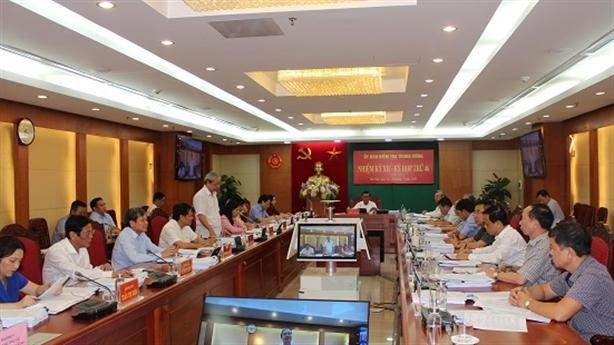 Đề nghị khai trừ đảng ông Nguyễn Hữu Tín