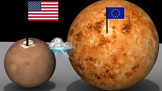 Châu Âu có quyết tâm thoát Mỹ?