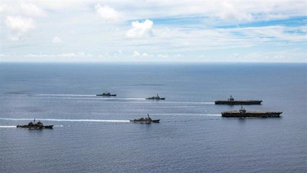 Mỹ tiếp cận vấn đề Biển Đông ngày càng mạnh mẽ hơn