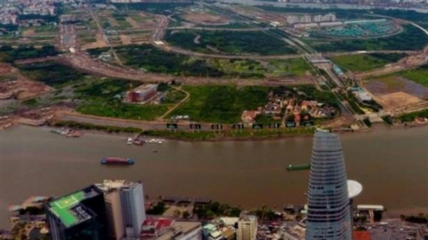 TP.HCM kiến nghị thêm công trình trong KĐT mới Thủ Thiêm