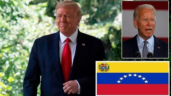 Ông Trump: Nếu chiến thắng, Biden sẽ biến Mỹ thành Venezuela