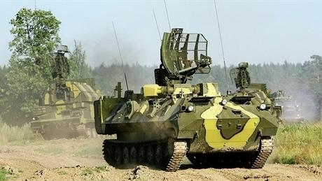 Syria dùng Tor-M1 tấn công F-16 Israel ngay tại Cao nguyên Golan