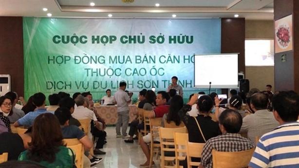 Kết luận thanh tra vạch sai phạm Dự án Sơn Thịnh 2