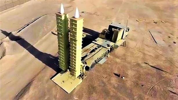Iran chuyển Bavaria-373 đến Syria ngay sau cuộc không kích của Israel