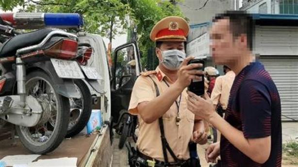 Cà Mau: 18 công chức, viên chức vi phạm nồng độ cồn