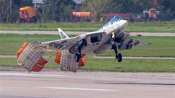 Su-57 phát hiện mục tiêu tàng hình cách 500km
