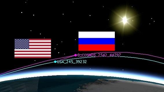 Mỹ lo sợ vũ khí diệt vệ tinh của Nga