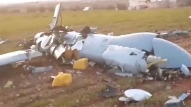 UAV Thổ bị bắn khi Sirte được Pantsir, Buk, S-300 bảo vệ