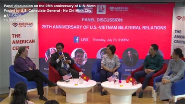Trái ngọt 25 năm quan hệ Việt–Mỹ: Nỗ lực giữa hai nước