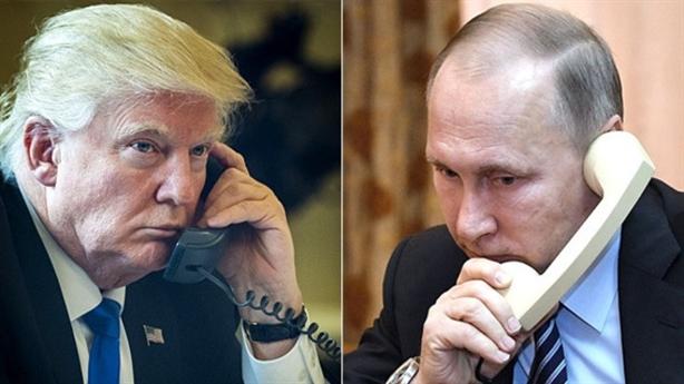 Điện đàm Trump-Putin:Hứa hẹn hợp tác nhưng không gỡ bỏ trừng phạt