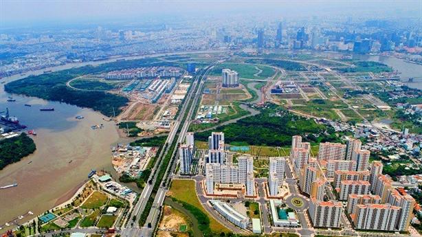 Đề nghị đấu giá 31 ha đất Thủ Thiêm: Phải tính kỹ