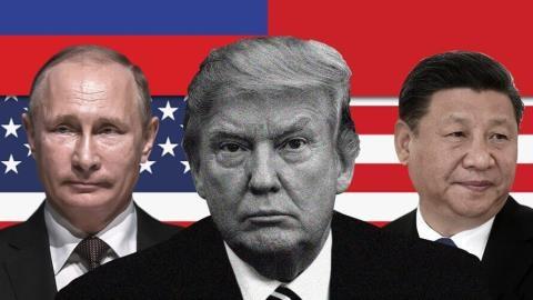 Nga cần tiền nhưng lo điều này từ Trung Quốc