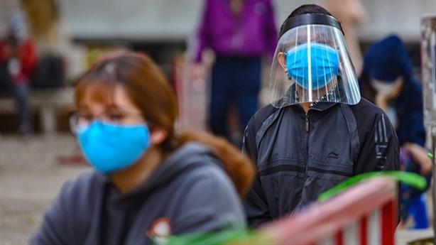 Hà Nội chỉ đạo nóng việc đeo khẩu trang nơi công cộng