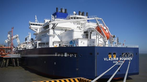 Nga lần đầu xuất LNG đến Nhật Bản qua đường biển Bắc