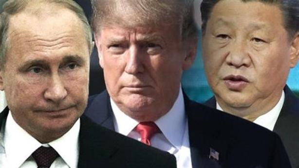 Nga ở đâu trong cuộc xung đột ngoại giao Mỹ-Trung?