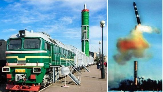 Nga có Barguzin thay RT-23 Molodets- niềm tự hào một thời