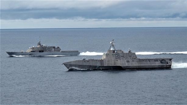 Siêu chiến hạm 3 thân Mỹ gây thất vọng vì yếu đuối