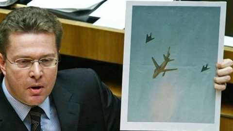 F-117 suýt bị bắn hạ khi âm thầm bay qua châu Âu
