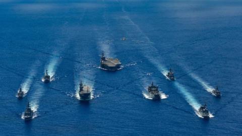 Báo Nhật nói về 'NATO châu Á'