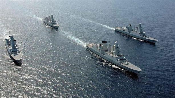Pháp-Ai Cập liên thủ tập trận giữa lúc căng với Thổ