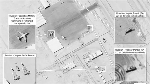 Mỹ nghi Il-76 chở Tor-M2 đến Libya?