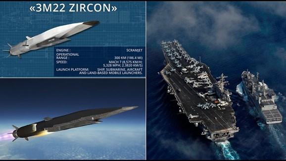 Nga lộ tốc độ thật của Zircon khi phóng thành công