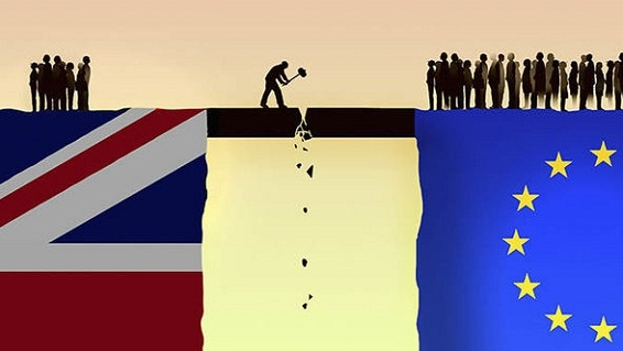 Kinh tế Anh gặp thảm họa nếu đám phán Brexit thất bại