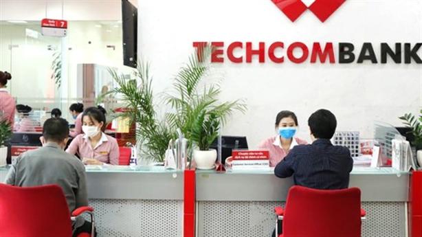 Techcombank đạt lợi nhuận 6.700 tỉ đồng trong 6 tháng đầu năm