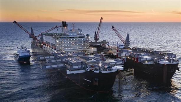 Mỹ giáng trừng phạt Nord Stream 2, Nga-Đức chưa cần phản ứng
