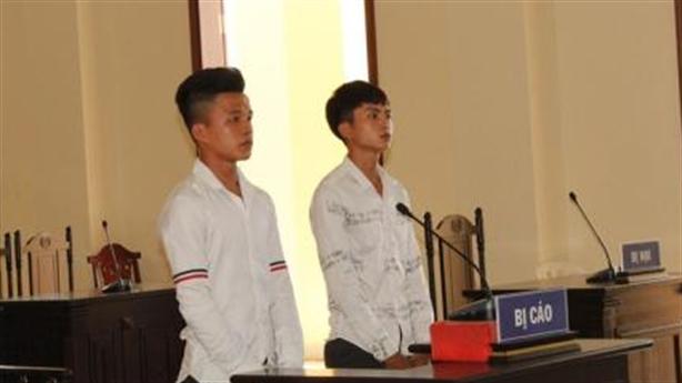 Hai người ngồi tù sau lời hứa được thịt chó