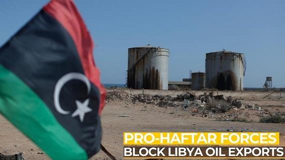 Libya cất tiền bán dầu ở nước ngoài: Gửi trứng cho ác?
