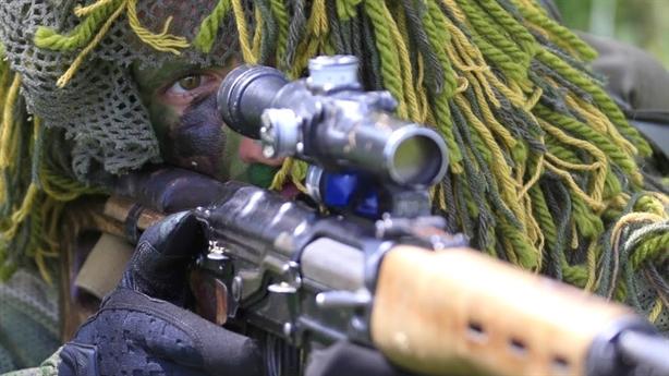 Ukraine điều số lượng lớn lính bắn tỉa chuyên nghiệp tới Donbass