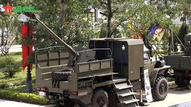 Báo Nga bình luận pháo tự hành PTH85-VN18 của Việt Nam