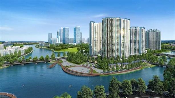 Tổ hợp căn hộ chung cư Ecopark - nơi đáng sống nhất