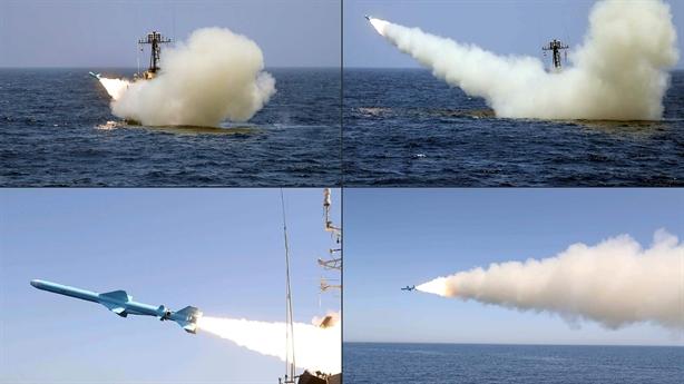 Tên lửa chống hạm Iran diệt mục tiêu cách 700km