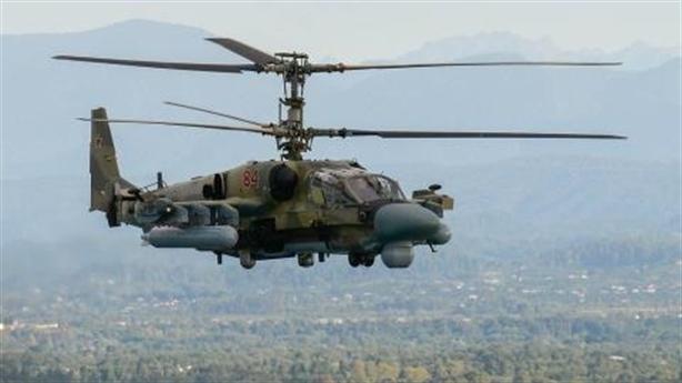 Nga đánh giá thấp lực lượng trực thăng Mỹ