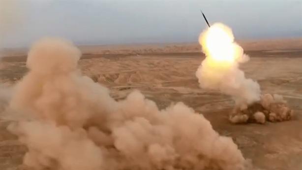 Đòn đánh từ lòng đất của Iran khiến đối thủ bất ngờ