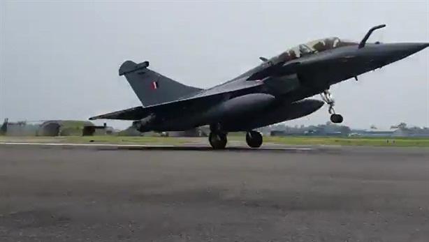 Rafale sẽ mang tên lửa Nga khi hoạt động gần Trung Quốc