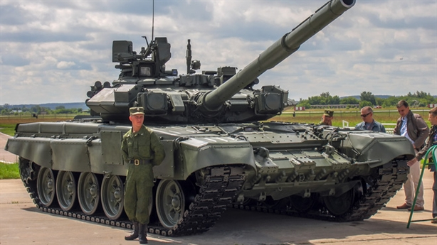 Báo Mỹ nói thẳng khi Nga nhận thêm T-90 nâng cấp