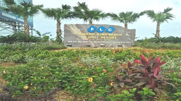 FLC chưa khắc phục hết hậu quả dự án Quảng Bình