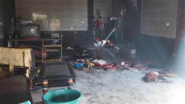 Cháy nhà, 3 con tử vong: Lộ nguồn cơn?