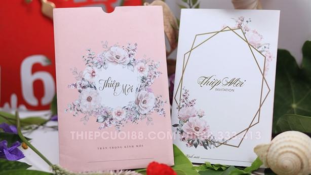 Gợi ý 3 mẫu thiệp đẹp xuất sắc cho mùa cưới 2020-2021