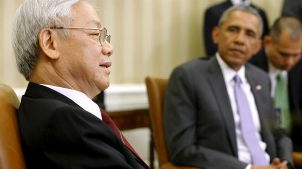 Dấu mốc 25 năm quan hệ ngoại giao Việt Nam-Hoa Kỳ