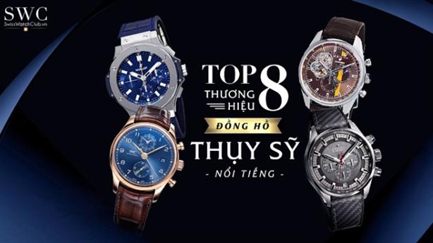 Top 4 mẫu đồng hồ Thụy Sỹ cao cấp cho nữ 2020